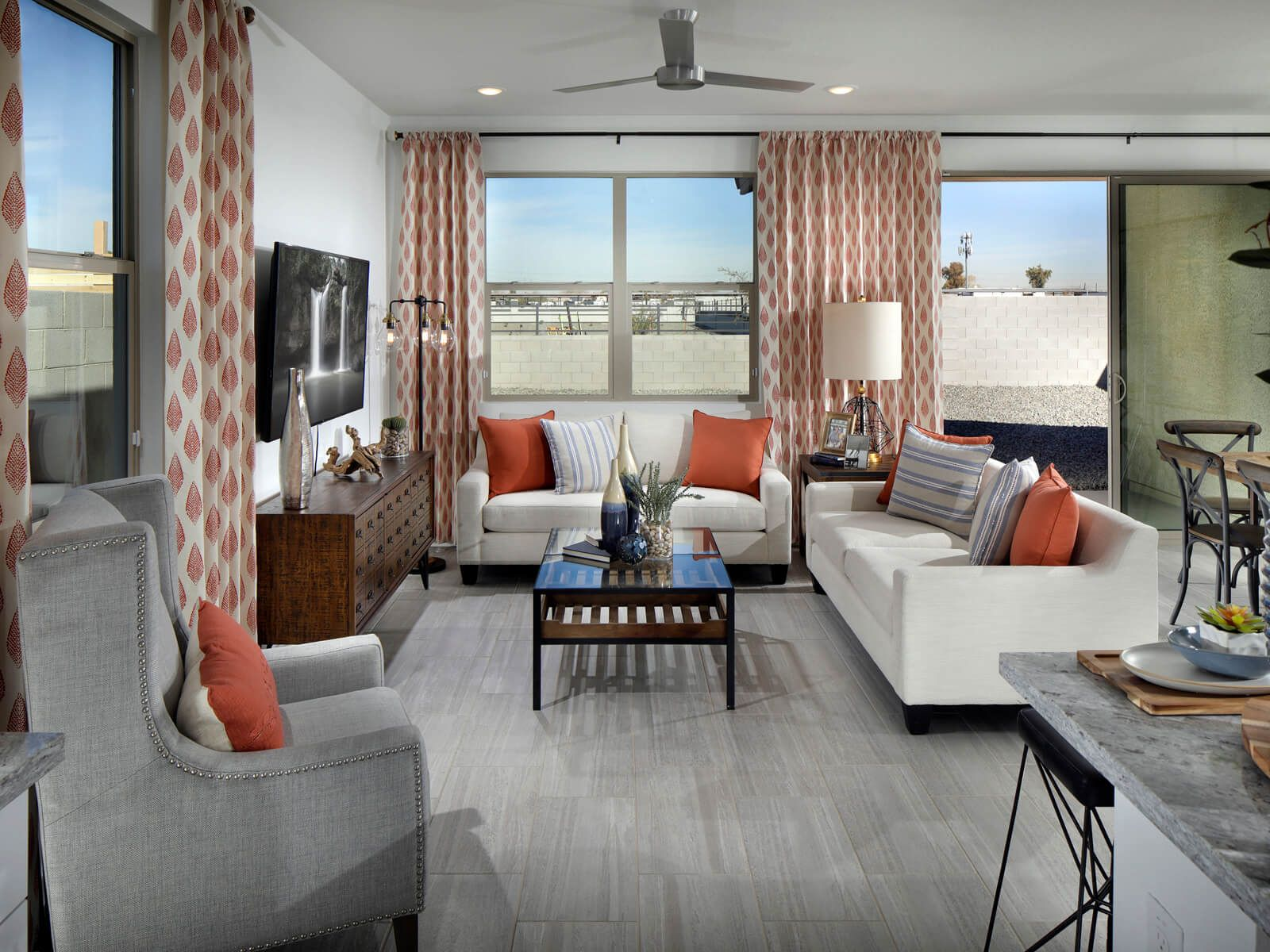 Living Area featured in the Leslie - 3 Car Garage Included By Meritage Homes in Phoenix-Mesa, AZ
