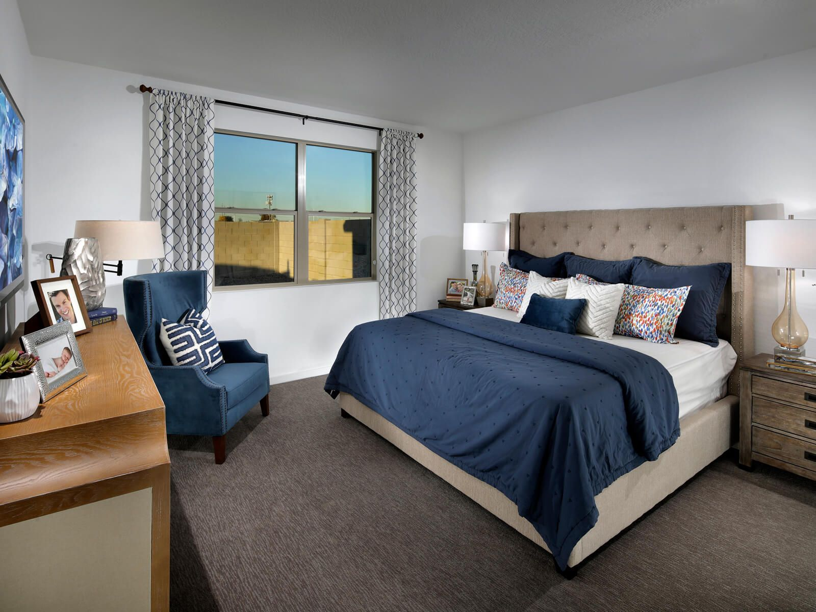 Bedroom featured in the Leslie - 3 Car Garage Included By Meritage Homes in Phoenix-Mesa, AZ