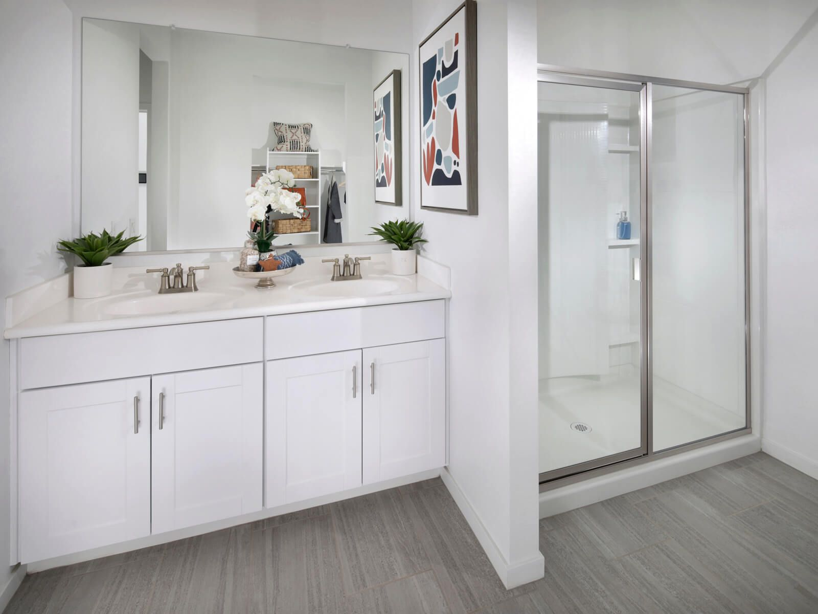 Bathroom featured in the Leslie - 3 Car Garage Included By Meritage Homes in Phoenix-Mesa, AZ