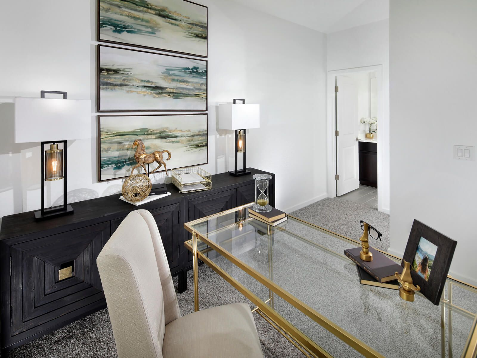 Living Area featured in the Jubilee By Meritage Homes in Phoenix-Mesa, AZ