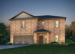 The McKinnon (451) - Carmel - Classic: Pflugerville, Texas - Meritage Homes