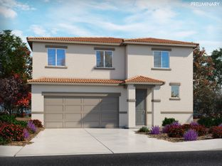 Residence 3 - Arbor at Legacy Park: Moreno Valley, California - Meritage Homes