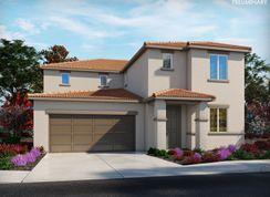 Residence 5 - Enclave at Legacy Park: Moreno Valley, California - Meritage Homes