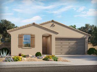 Gila - Vistas at Rancho Del Lago – Legacy Series: Vail, Arizona - Meritage Homes