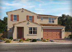 Magnolia - Vistas at Palm Valley - The Estates: Goodyear, Arizona - Meritage Homes