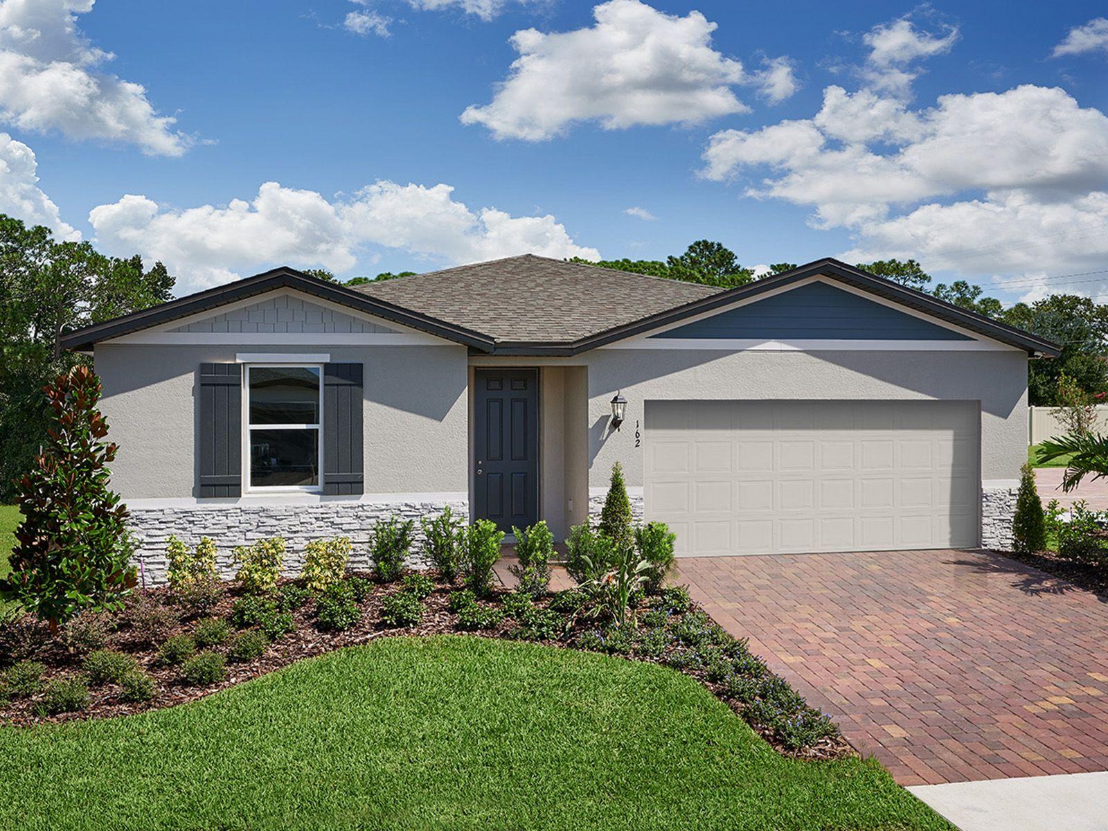 'Sarinna Lakes' by Meritage Homes: Orlando, FL in Daytona Beach