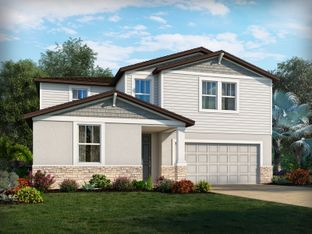 Primrose - Sarinna Lakes: New Smyrna Beach, Florida - Meritage Homes