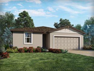 Bluebell - Sarinna Lakes: New Smyrna Beach, Florida - Meritage Homes