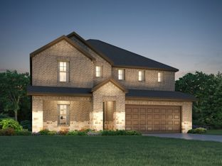 The Kessler (L454 LN) - Mandola Farms: Richmond, Texas - Meritage Homes