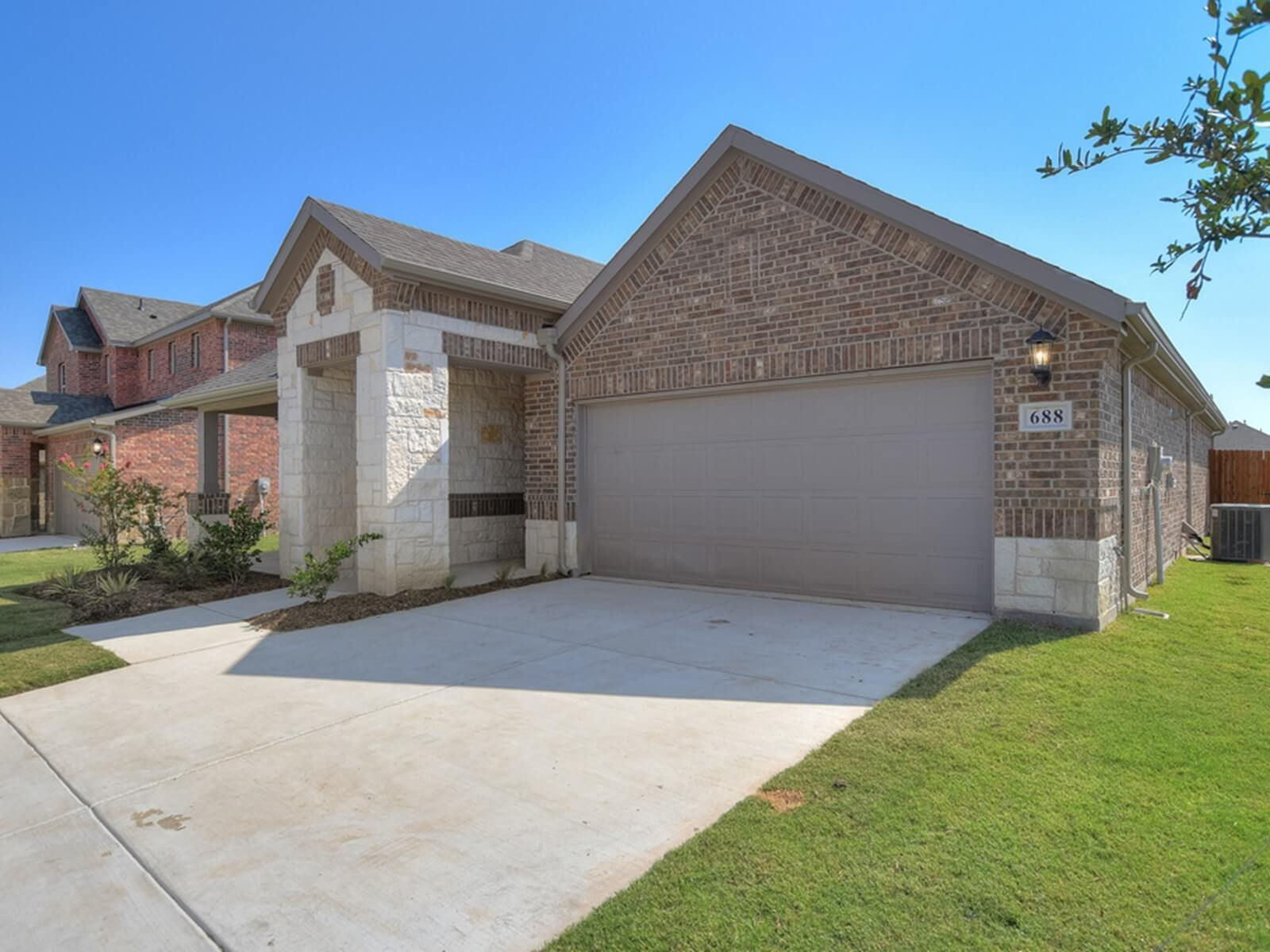 Exterior featured in The Greenville By Meritage Homes in Dallas, TX