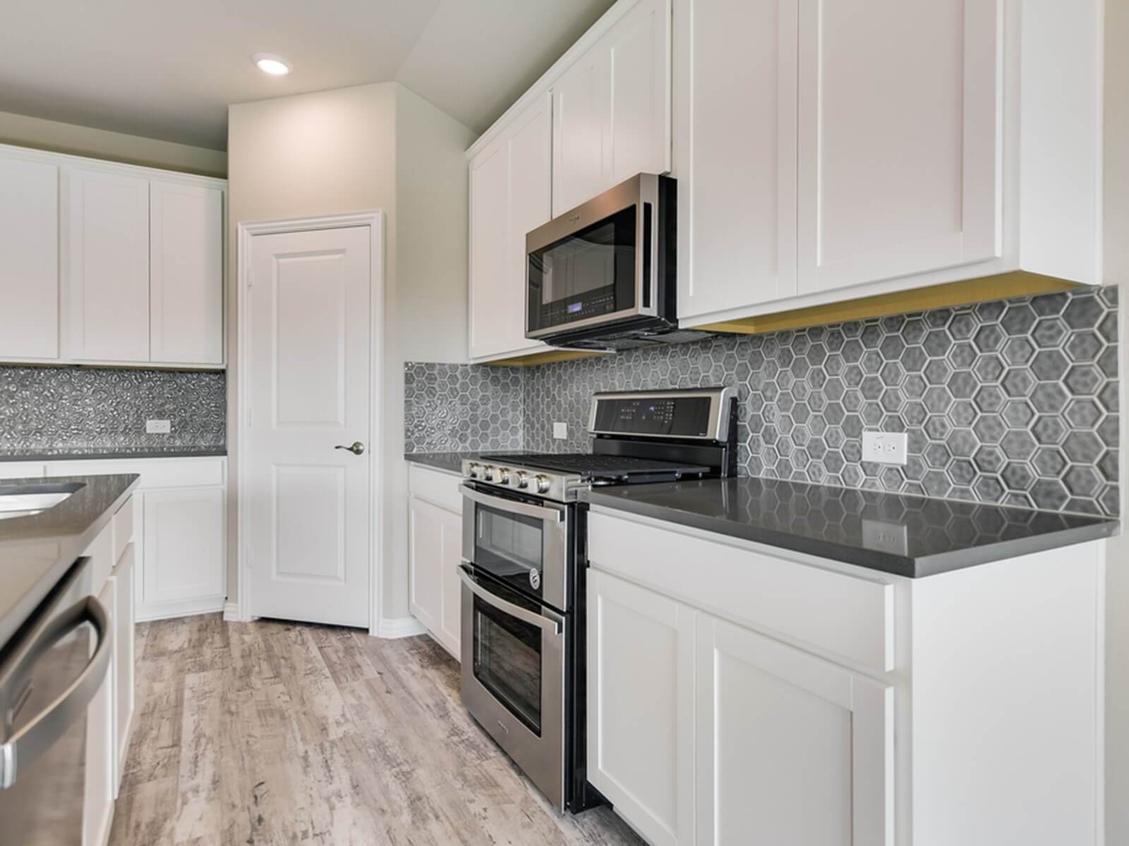 Kitchen featured in The Greenville By Meritage Homes in Dallas, TX