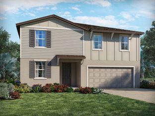 Marigold - Alford Oaks: Haines City, Florida - Meritage Homes
