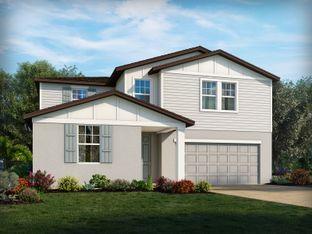 Primrose - Alford Oaks: Haines City, Florida - Meritage Homes