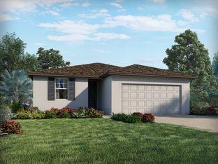 Daphne - Hammock Reserve: Haines City, Florida - Meritage Homes