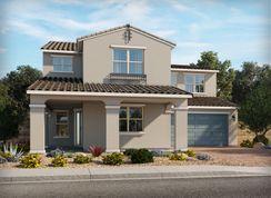 Sycamore - Vistas at Palm Valley - The Estates: Goodyear, Arizona - Meritage Homes