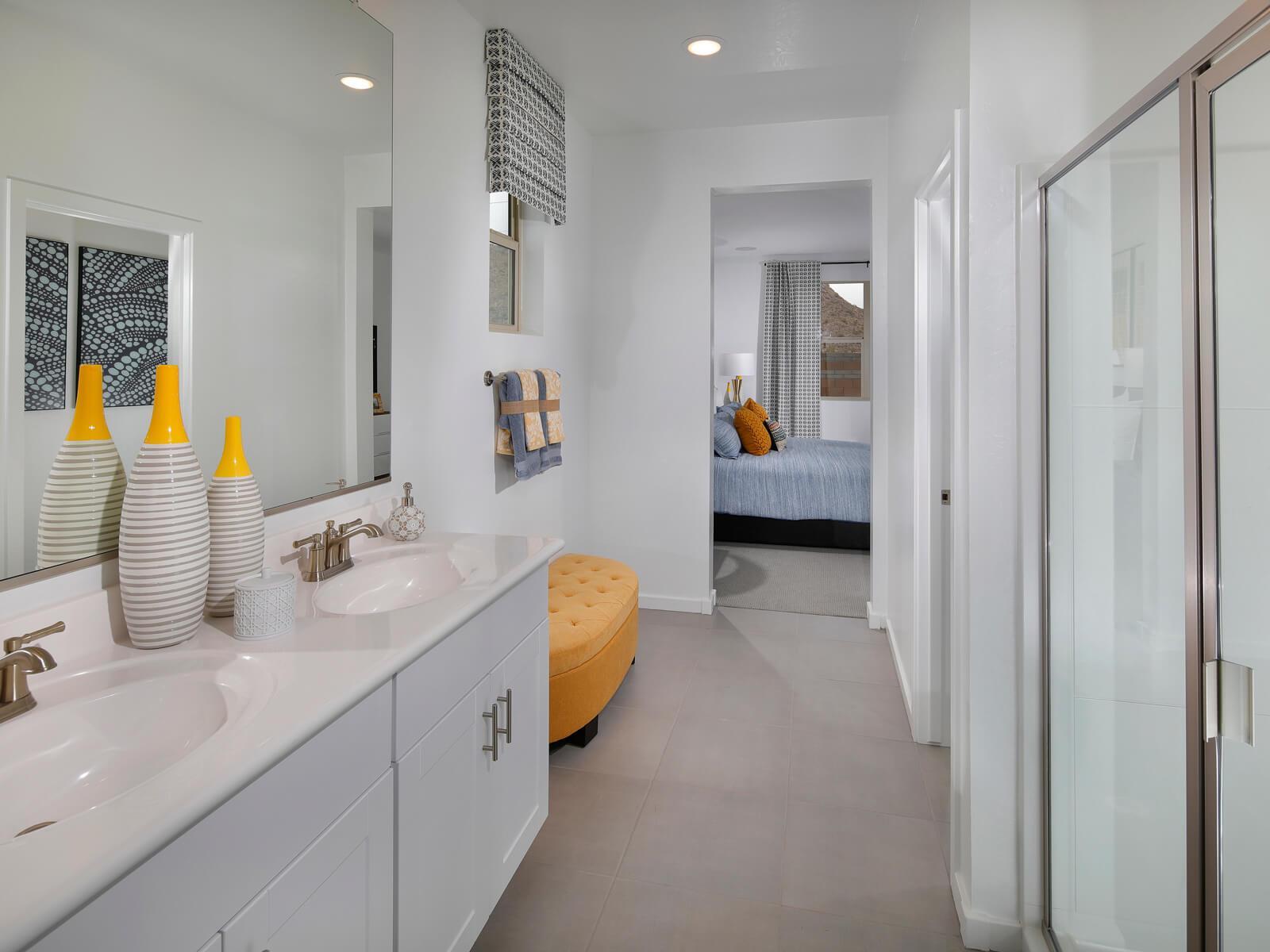 Bathroom featured in the Mason By Meritage Homes in Phoenix-Mesa, AZ