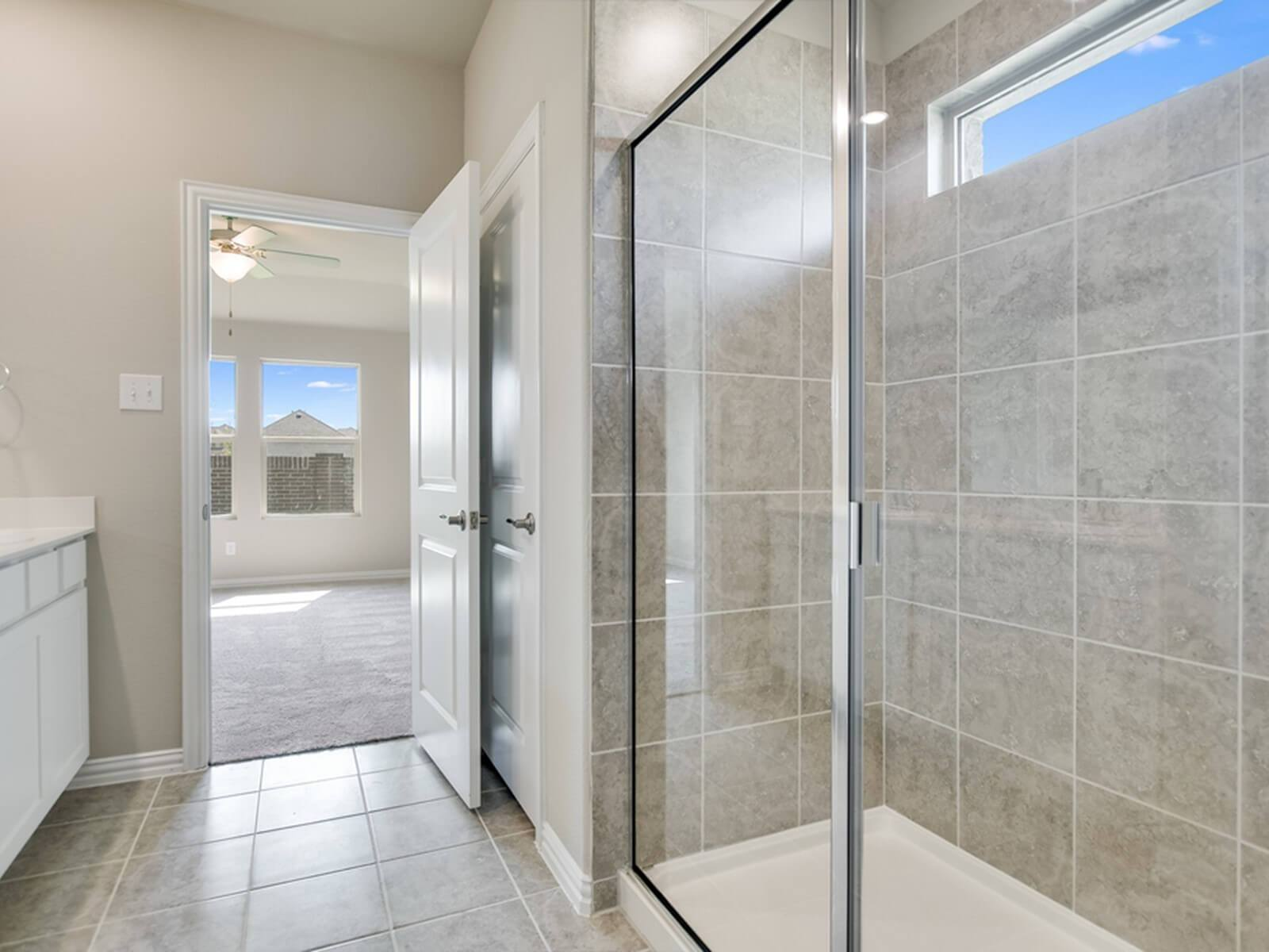 Bathroom featured in The Greenville By Meritage Homes in Dallas, TX