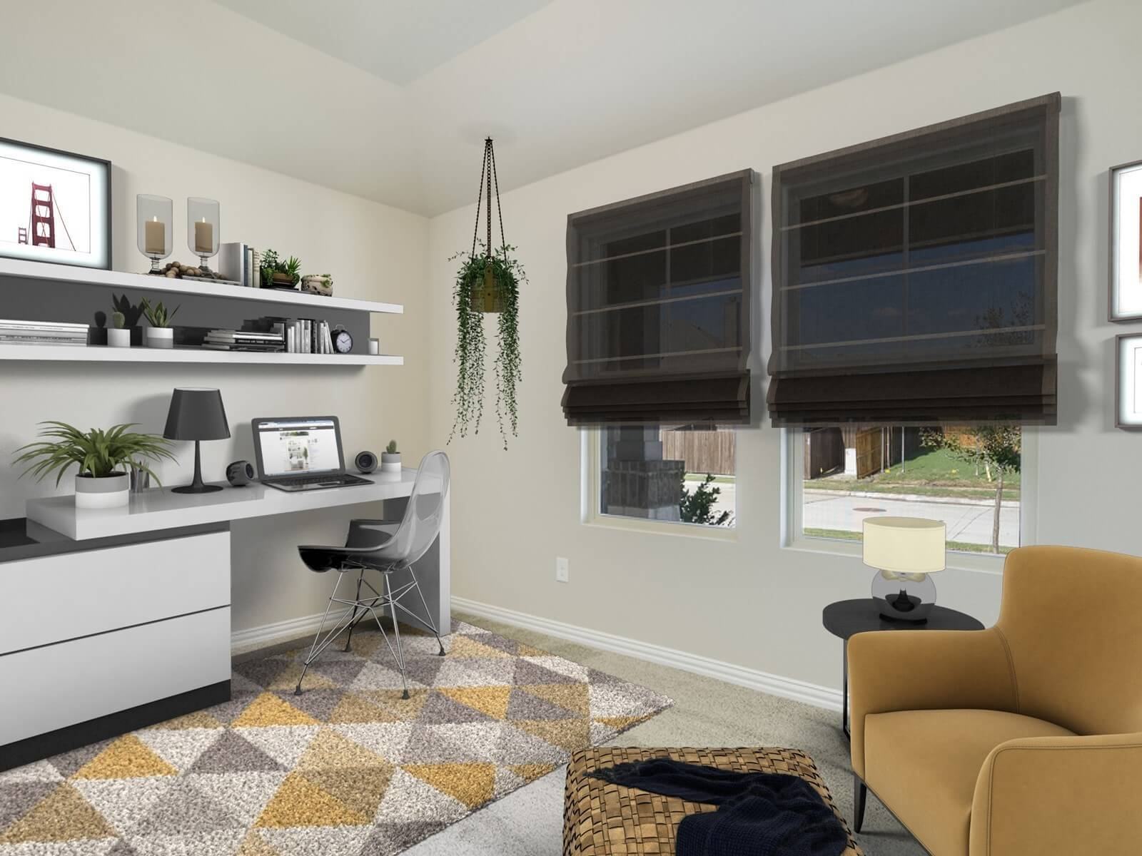 Living Area featured in The Greenville By Meritage Homes in Dallas, TX