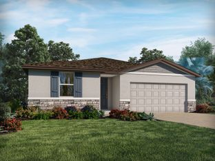 Hibiscus - Alford Oaks: Haines City, Florida - Meritage Homes