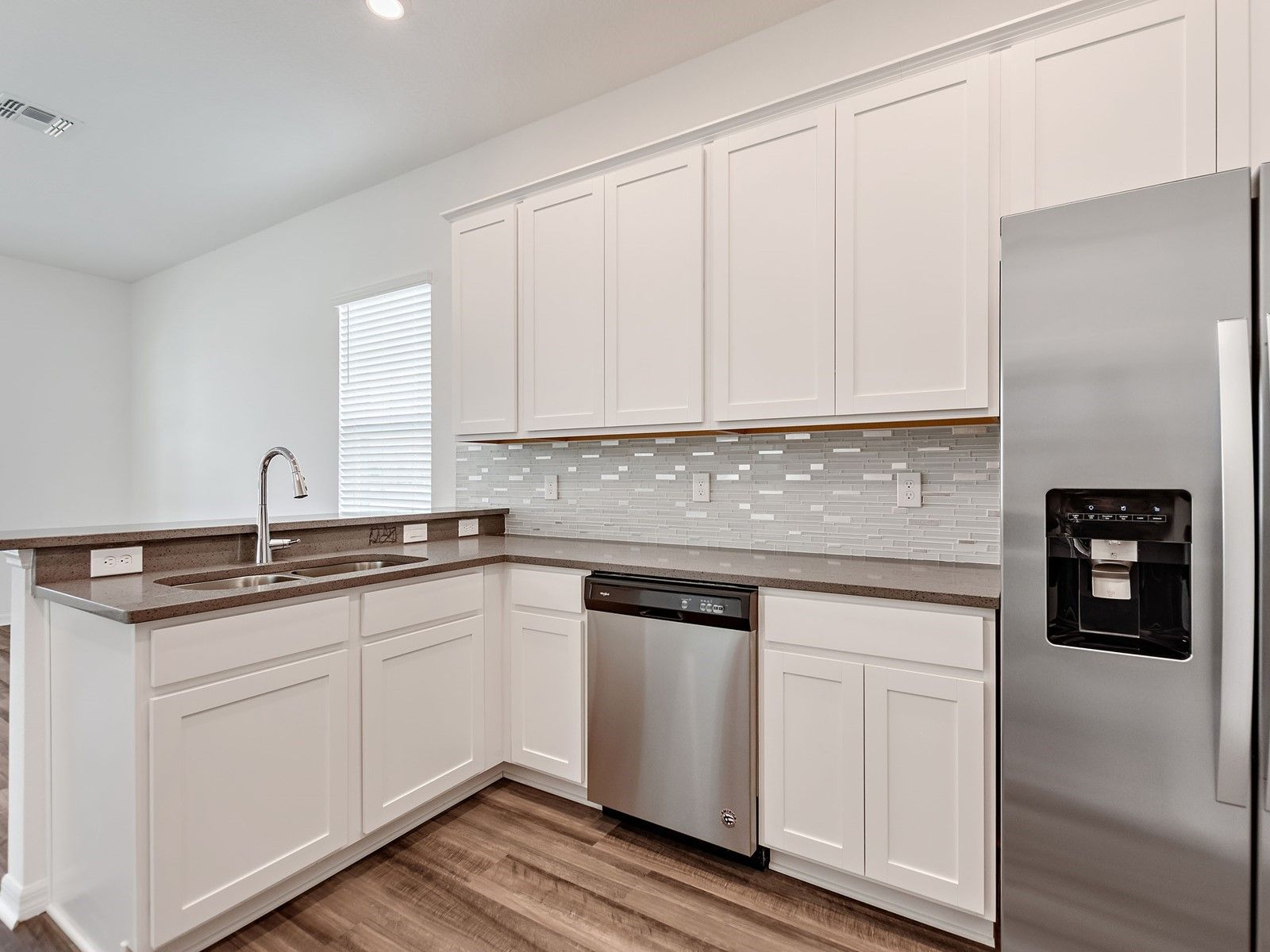 Kitchen featured in the Tennyson By Meritage Homes in Daytona Beach, FL
