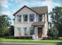 The Wimbledon (2414) - Big Sky Ranch - Heritage Collection: Dripping Springs, Texas - Meritage Homes