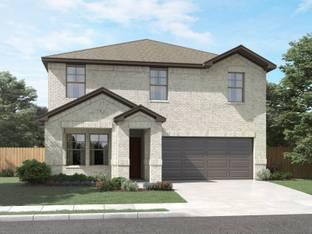 The McCoy (860) - Legendary Trails - Premier Series: Cibolo, Texas - Meritage Homes