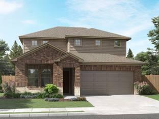 The Matador (870) - Legendary Trails - Premier Series: Cibolo, Texas - Meritage Homes
