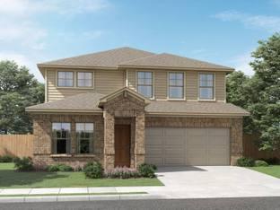 The Reynolds (890) - Legendary Trails - Premier Series: Cibolo, Texas - Meritage Homes