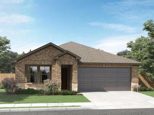 The Allen (840) - Legendary Trails - Premier Series: Cibolo, Texas - Meritage Homes