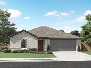 The Oleander (C401) - Legendary Trails - Classic Series: Cibolo, Texas - Meritage Homes