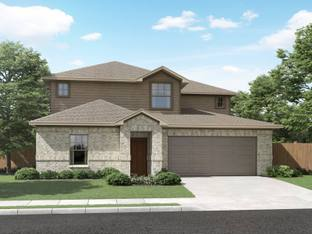 The Pearl (C452) - Legendary Trails - Classic Series: Cibolo, Texas - Meritage Homes