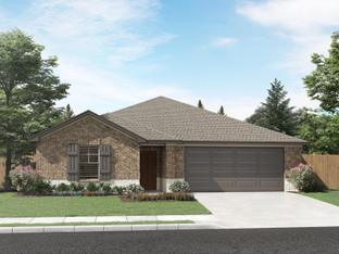 The Fitzhugh (C402) - Legendary Trails - Classic Series: Cibolo, Texas - Meritage Homes