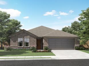 The Henderson (C404) - Legendary Trails - Classic Series: Cibolo, Texas - Meritage Homes