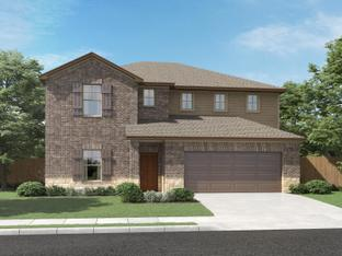 The Kessler (C454) - Legendary Trails - Classic Series: Cibolo, Texas - Meritage Homes