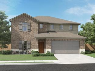 The Legacy (C453) - Legendary Trails - Classic Series: Cibolo, Texas - Meritage Homes