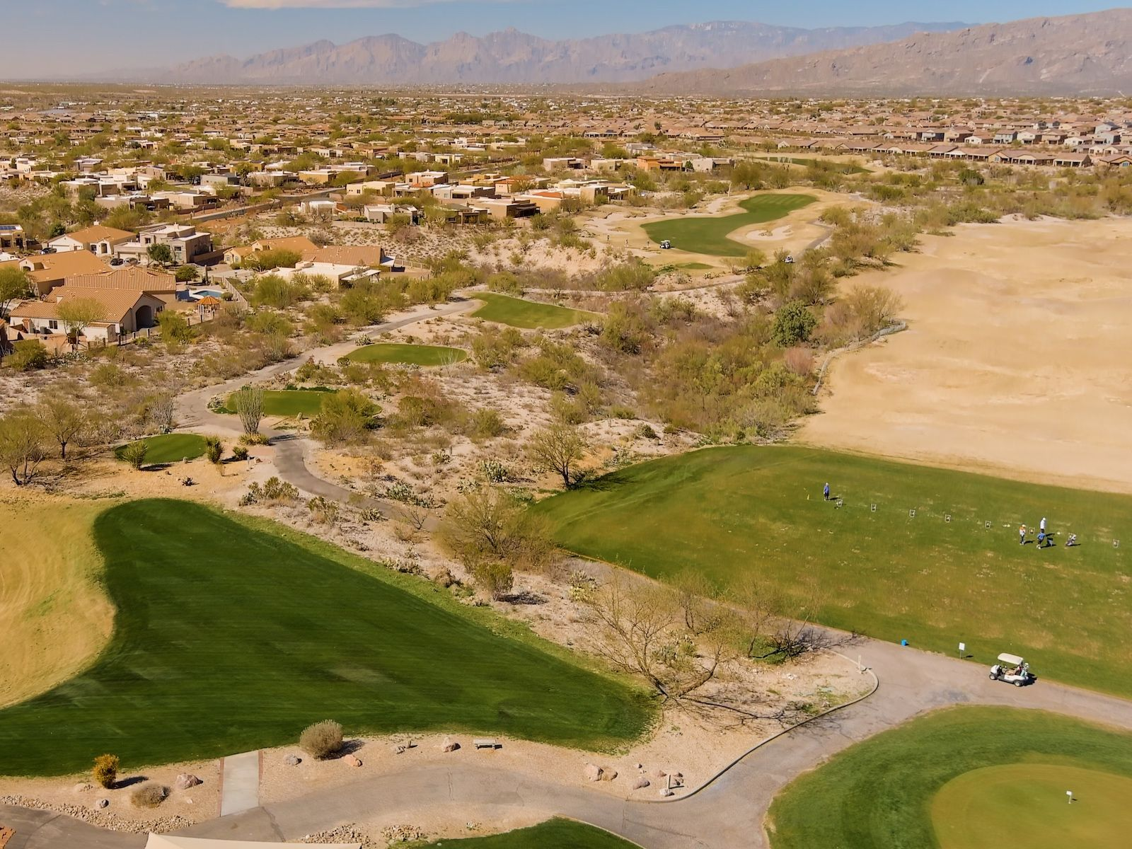 'Vistas at Rancho Del Lago – Legacy Series' by Meritage Homes: Tucson, AZ in Tucson