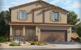 Vistas at Rancho Del Lago – Legacy Series by Meritage Homes in Tucson Arizona