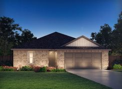 The Ross (C410) - Highlands North: Hutto, Texas - Meritage Homes