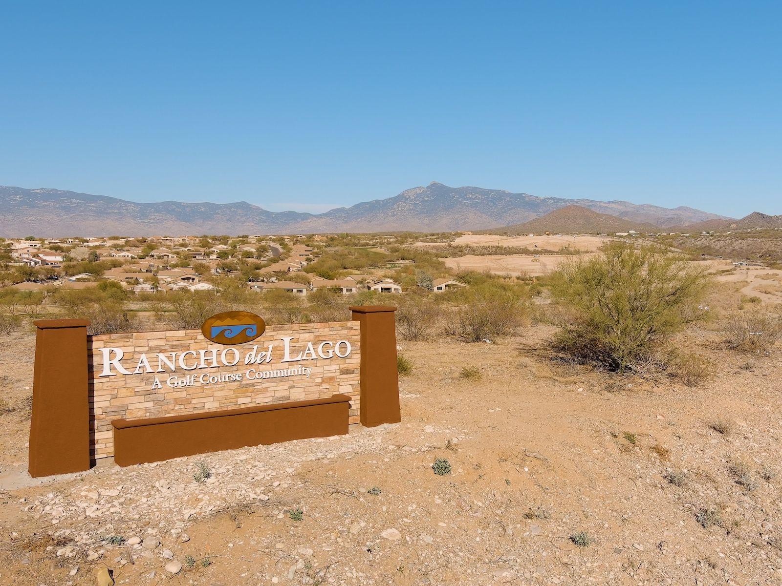 'Vistas at Rancho Del Lago – Heritage Series' by Meritage Homes: Tucson, AZ in Tucson