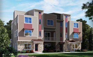 Vive on Via Varra: The Apex Collection by Meritage Homes in Denver Colorado
