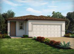 Everglade - Silver Springs: Saint Cloud, Florida - Meritage Homes