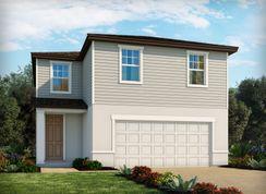 Rainier - Silver Springs: Saint Cloud, Florida - Meritage Homes