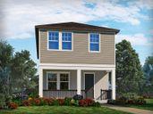 Silver Springs Bungalows by Meritage Homes in Orlando Florida