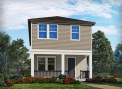 Faulkner - Silver Springs Bungalows: Saint Cloud, Florida - Meritage Homes