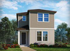 Hughes - Silver Springs Bungalows: Saint Cloud, Florida - Meritage Homes