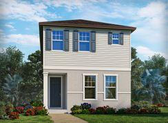 Ellison - Silver Springs Bungalows: Saint Cloud, Florida - Meritage Homes