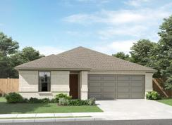 The Briscoe (820) - Legendary Trails - Premier Series: Cibolo, Texas - Meritage Homes