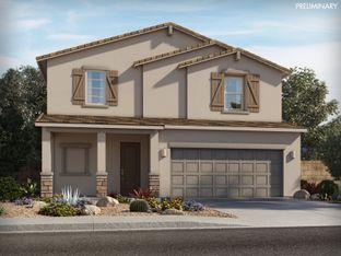 Slate - Brookstone at Gladden Farms: Marana, Arizona - Meritage Homes