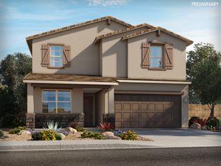 Sandstone - Brookstone at Gladden Farms: Marana, Arizona - Meritage Homes