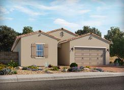 Lark - Alicante at Sedella - Reserve Series: Goodyear, Arizona - Meritage Homes